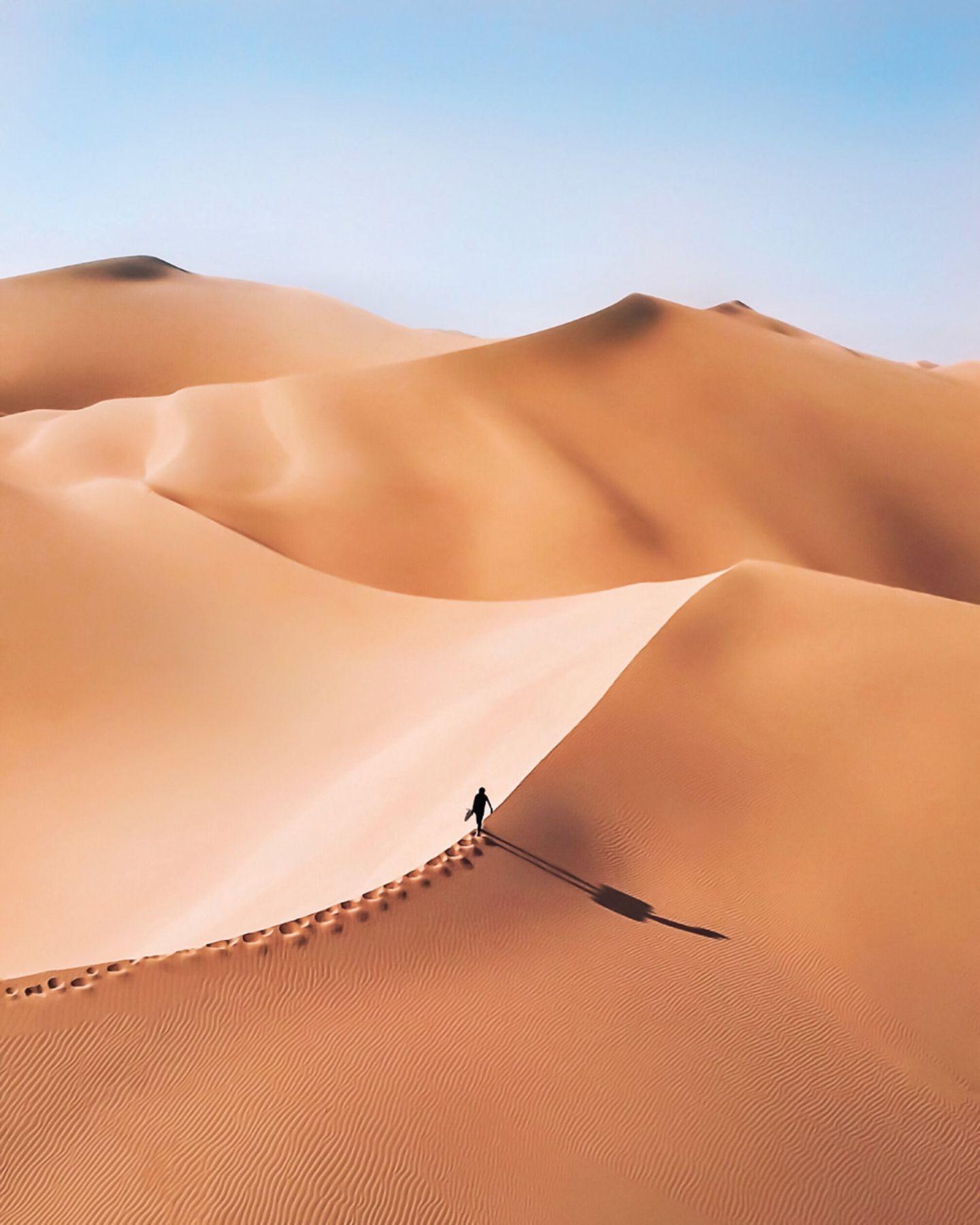 Wüste, Vereinigte Arabische Emirate