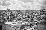 Jerusalem: Die Altstadt von Norden