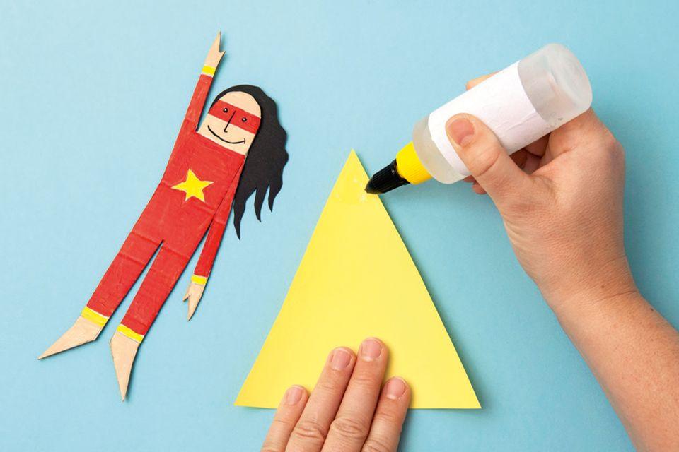 Anleitung: Bastelt eure eigenen Superhelden!