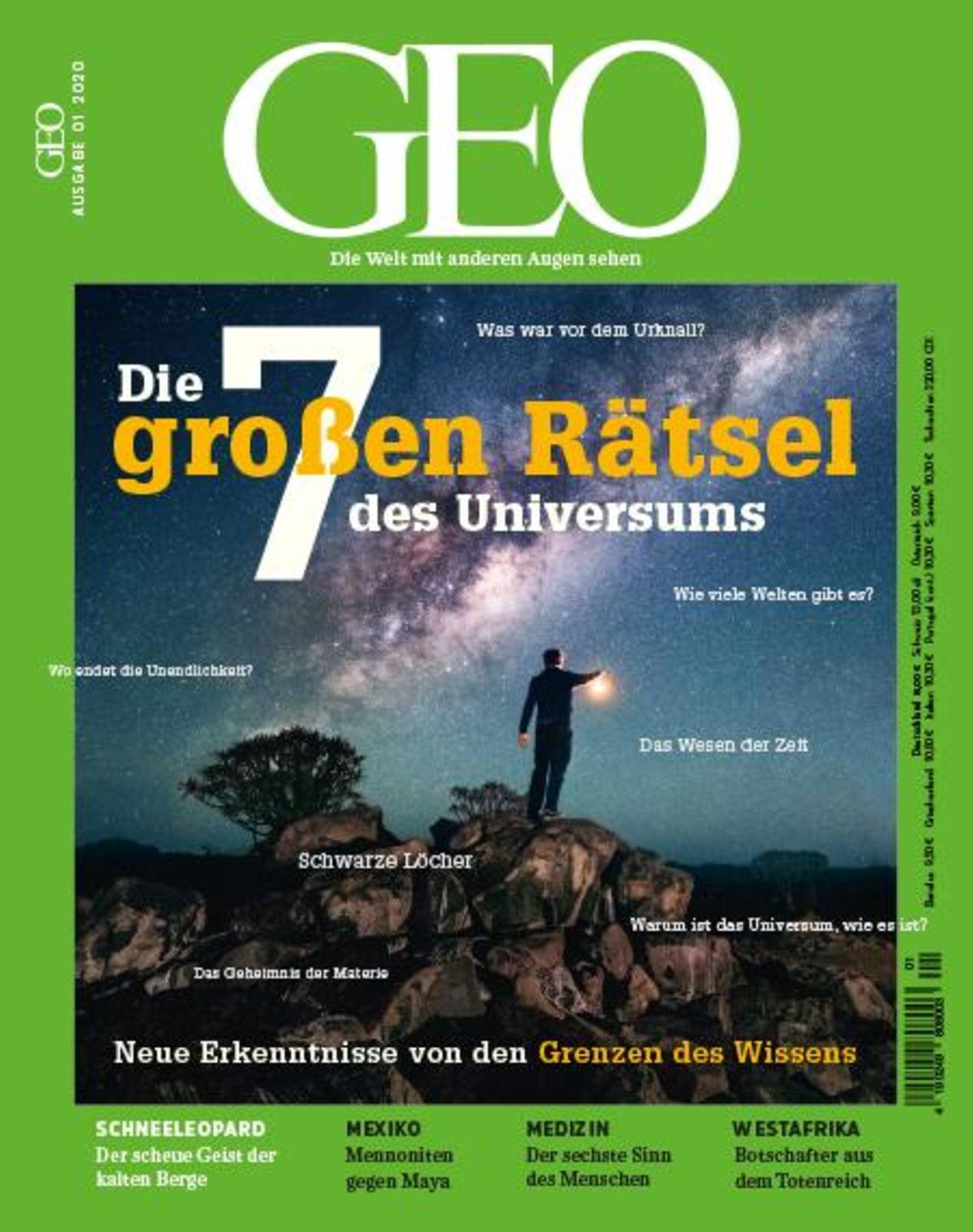 GEO - Rätsel des Universums