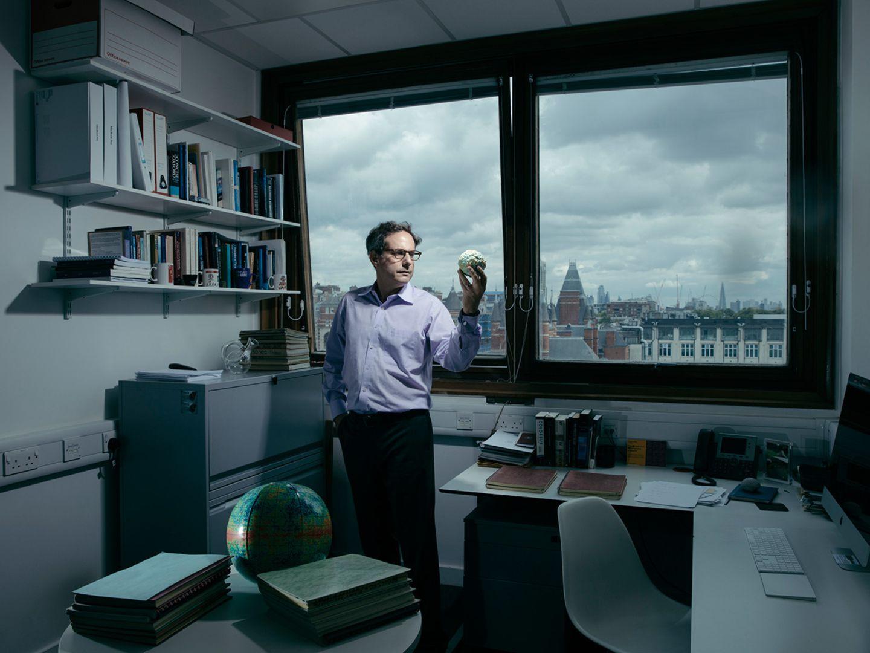Prof. Andrew Jaffe