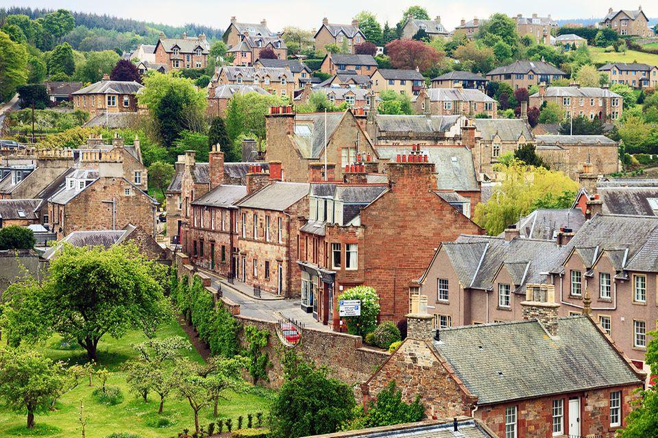 Melrose, Schottland