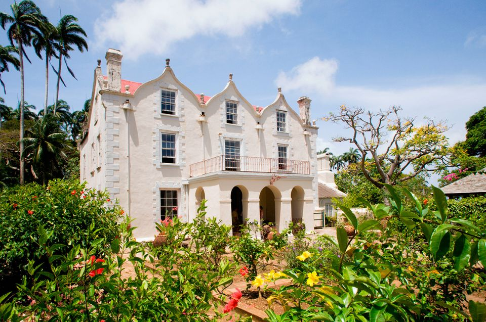 Barbados, Saint Nicholas Abbey