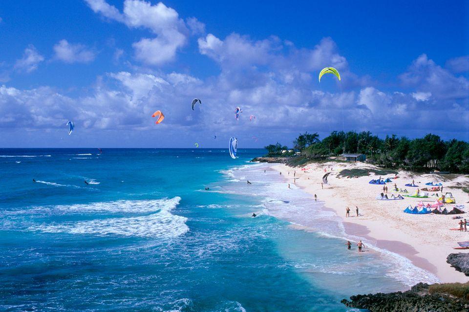 Barbados, Silver Sand