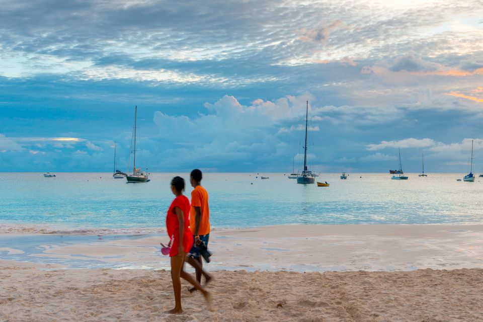 Barbados, Carlisle Bay