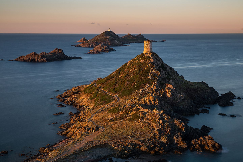 Nahe Ajaccio, Korsika