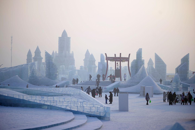 Ice Festival China