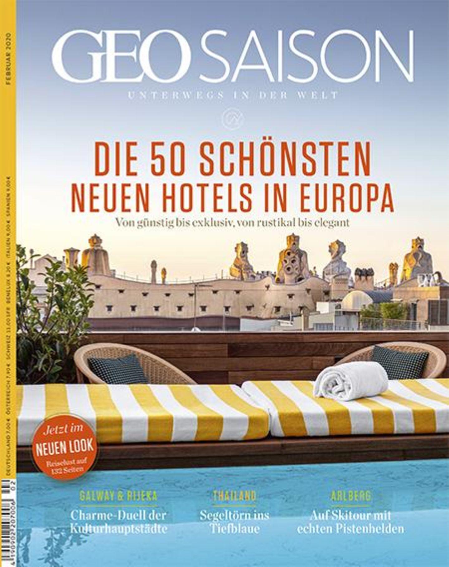 Stadt, Land, Küste: Die schönsten neuen Hotels in Deutschland - Bild 7