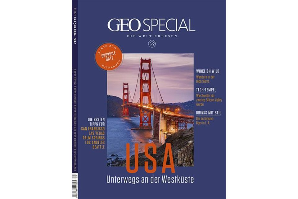 GEO Special Nr. 01/2020: GEO Special Nr. 01/2020 USA