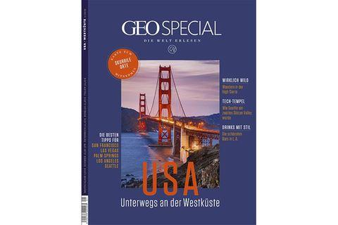 GEO Special Nr. 01/2020: USA