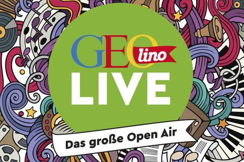 GEOlino LIVE Open Air : GEOlino macht Musik!