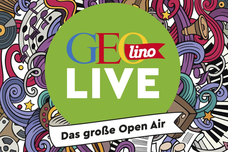 GEOlino LIVE Open Air : GEOlino macht Musik!