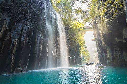 Manai-Wasserfall