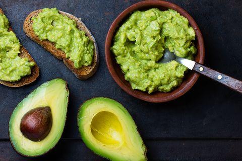 Avocados und ihre Vitamine