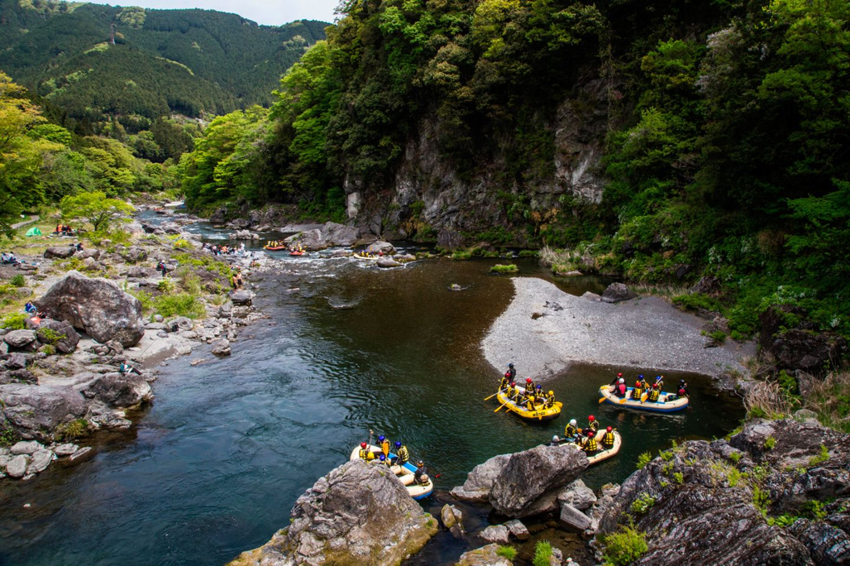 Okutama Rafting
