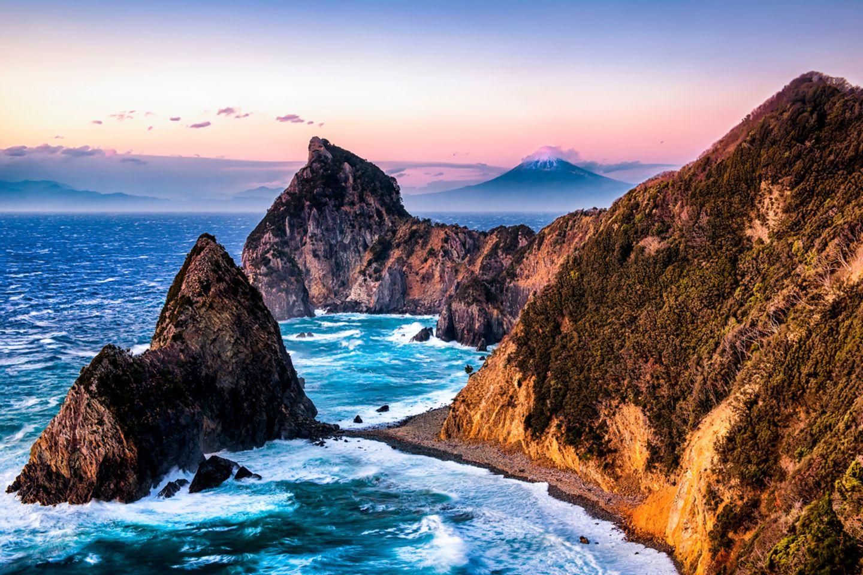 Izu Halbinsel