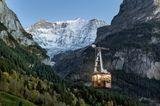 Luftseilbahn Grindelwald Pfingstegg