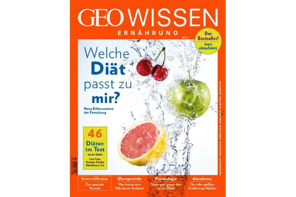 GEO Wissen Ernährung Nr. 8