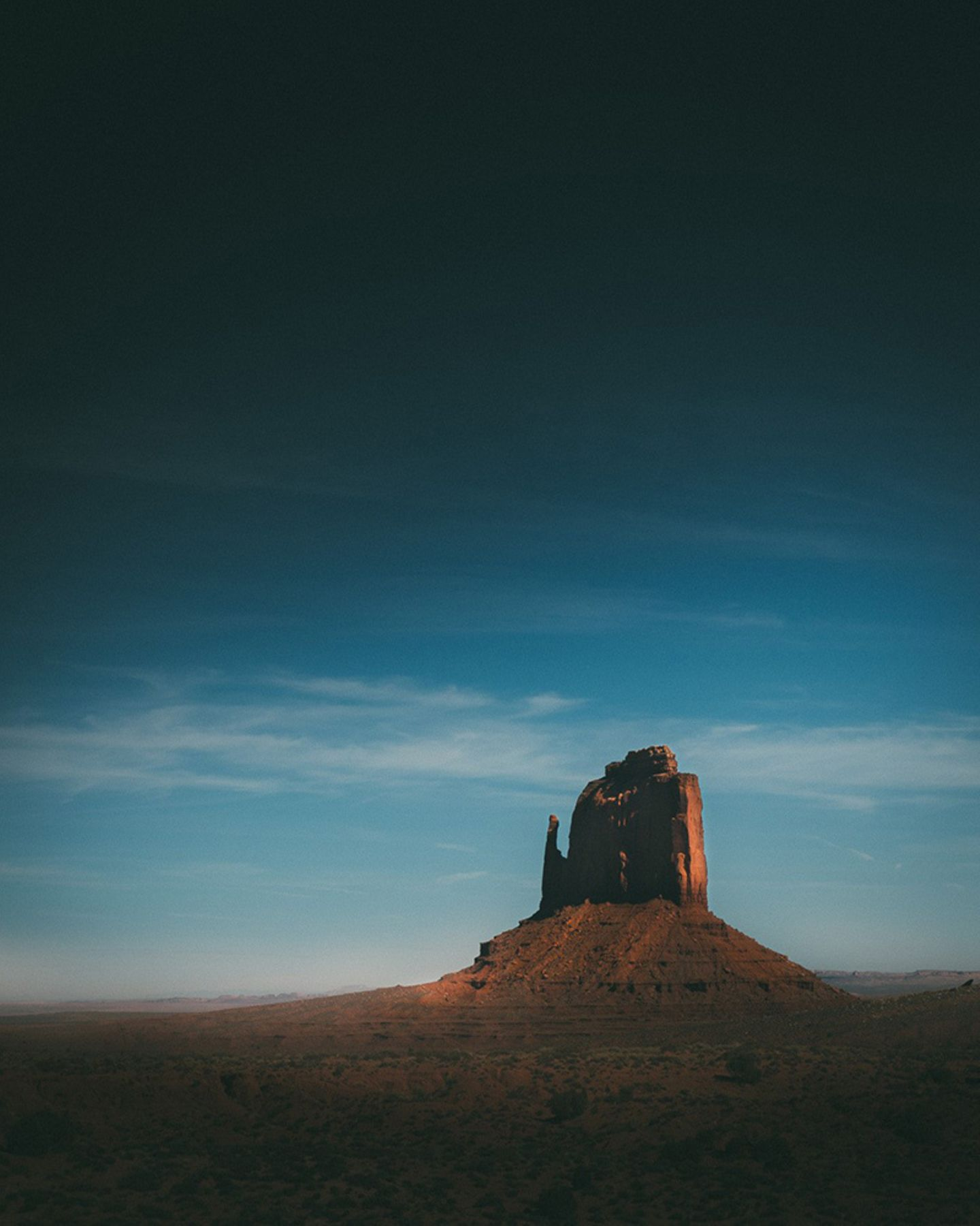 Monument Valley in den USA
