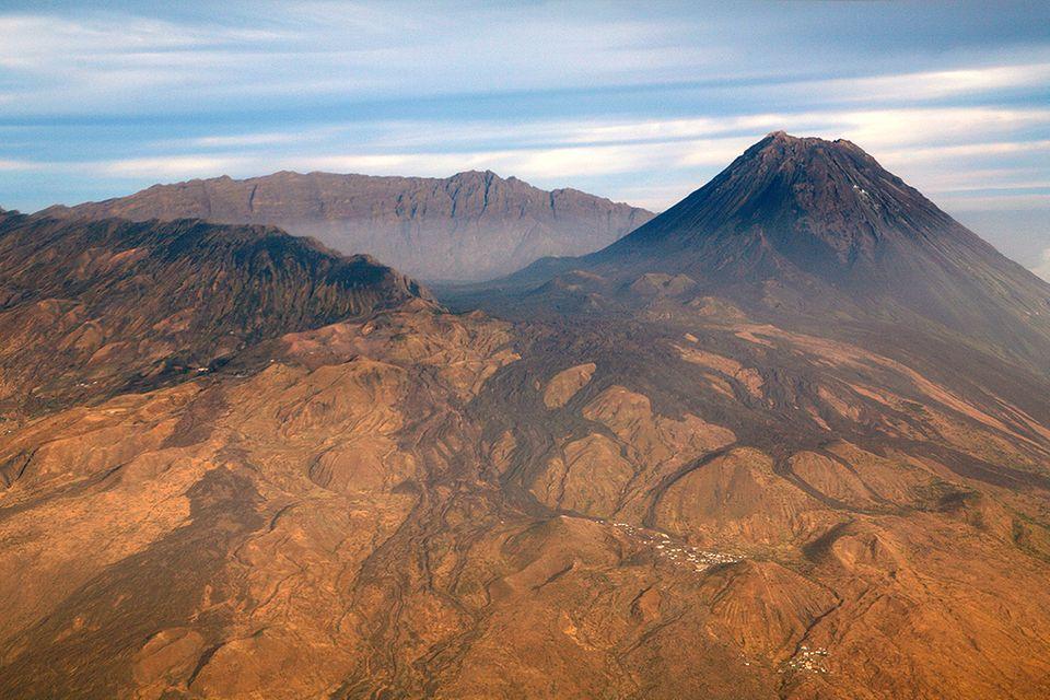 Pico De Fogo, Kap Verden