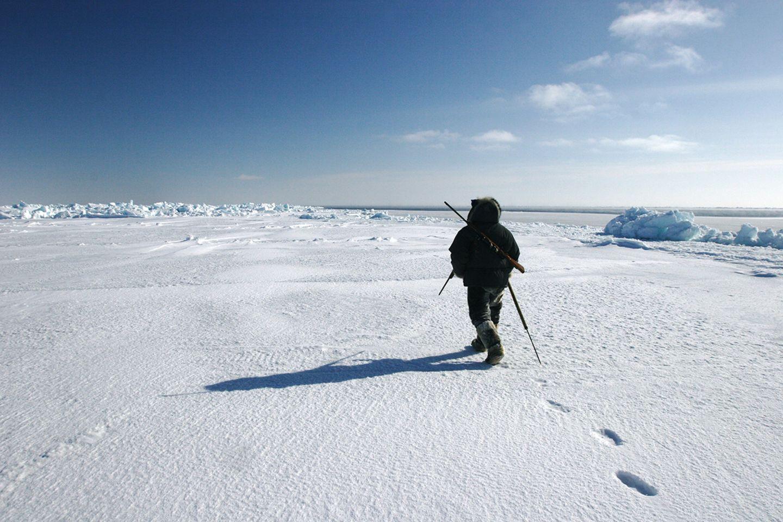 Linguistisch schwierig: Sprachwissenschaftlich ist es schlichtweg falsch zu behaupten, dass Inuit 40 Wörter für Schnee haben