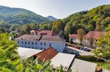 Kurort Sklene Teplice, Slowakei