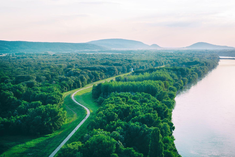 Donau, Slowakei