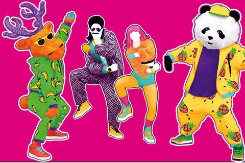 Hinter den Kulissen von Just Dance: So entsteht ein Videospiel