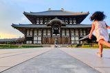 Todaiji-Tempel in Nara