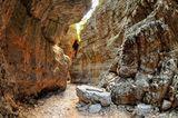 Imbros-Schlucht auf der Insel Kreta