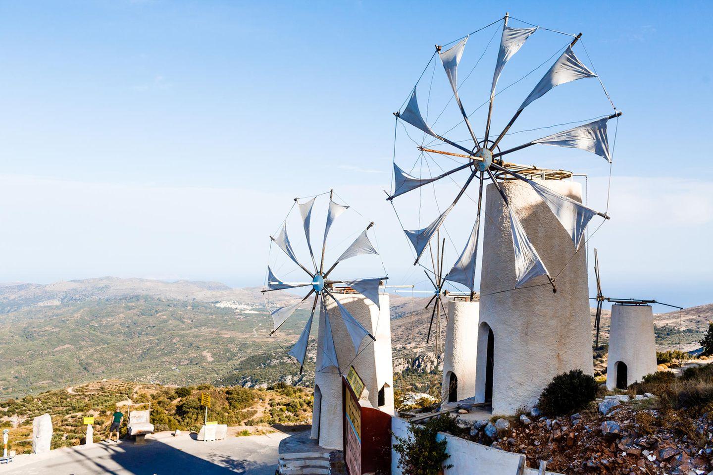 Lassithi Kreta