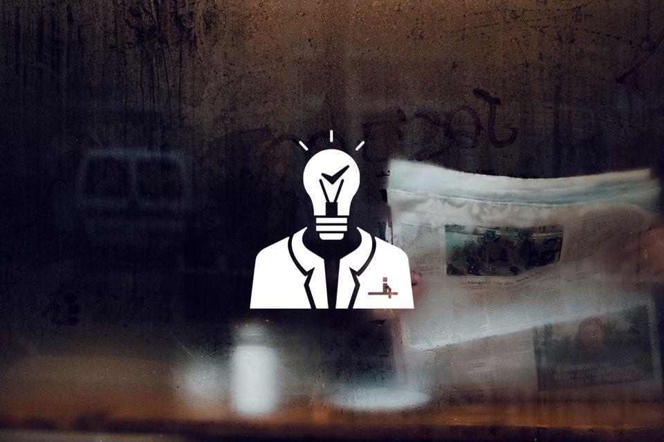 Podcast: Herr Faktencheck über Erfindungen und falschen Meldungen
