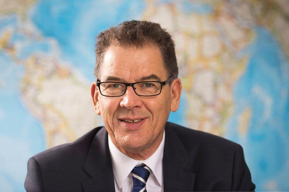 Minister Dr. Gerd Müller