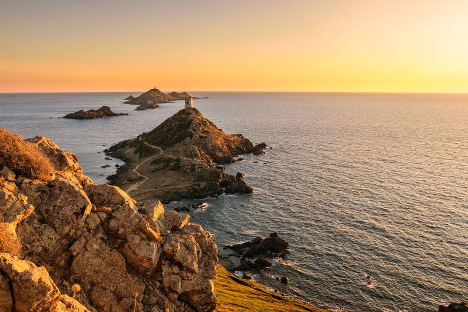 Korsika, Iles de Sanguinaires