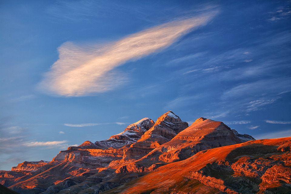 Las Tres Sorores, Ordesa y Monte Perdido