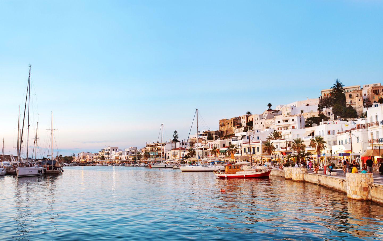 Naxos, Kykladen