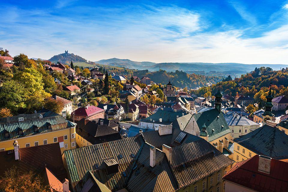 Banska Stiavnica, Slowakei