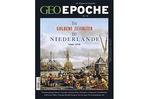 GEO EPOCHE Nr. 101/2020: Das goldene Zeitalter der Niederlande
