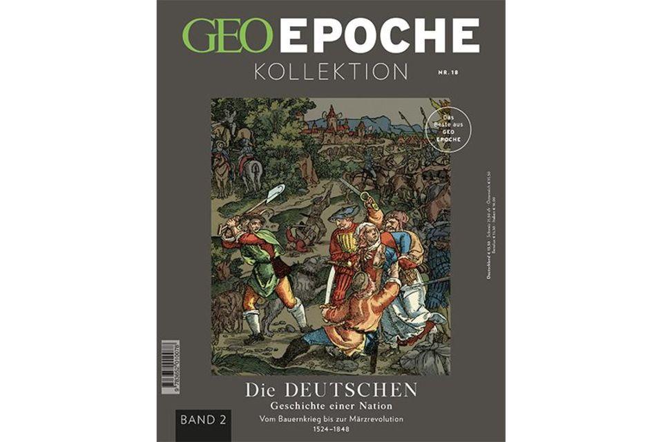 GEO EPOCHE Kollektion Nr. 18: GEO EPOCHE Kollektion Nr. 18 - Die Deutschen