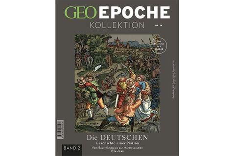 GEO EPOCHE Kollektion Nr. 18: Die Deutschen