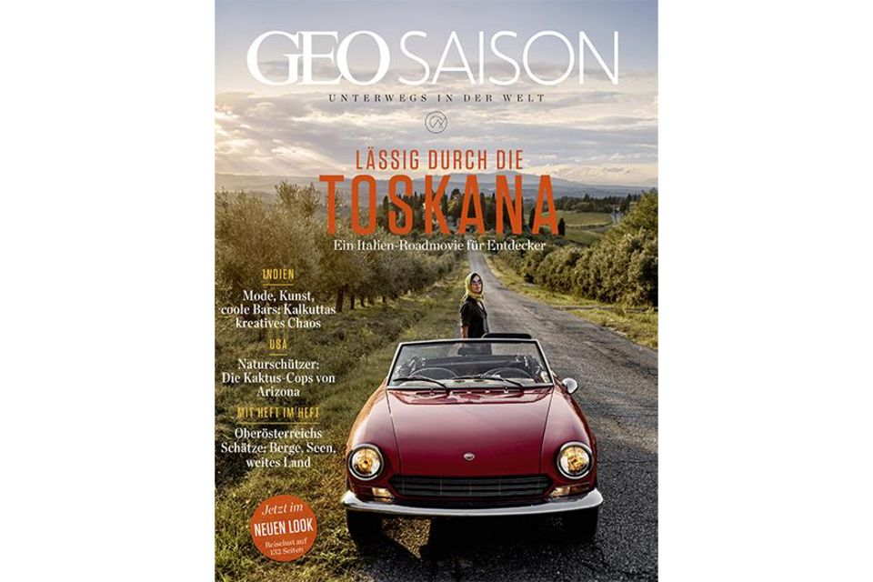 GEO SAISON Nr. 03/2020: GEO SAISON Nr. 03/2020 - Toskana