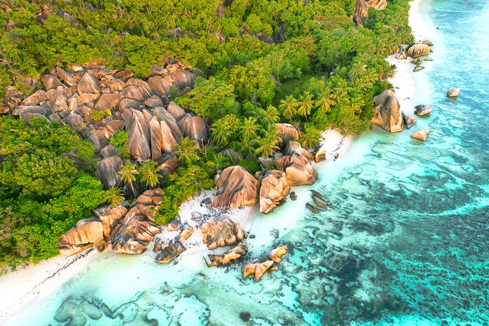 Anse Source D`argent, Seychellen