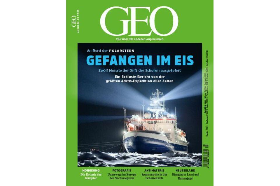 GEO - Gefangen im Eis