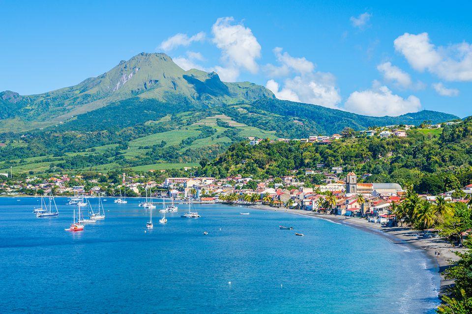Saint Pierre, Martinique