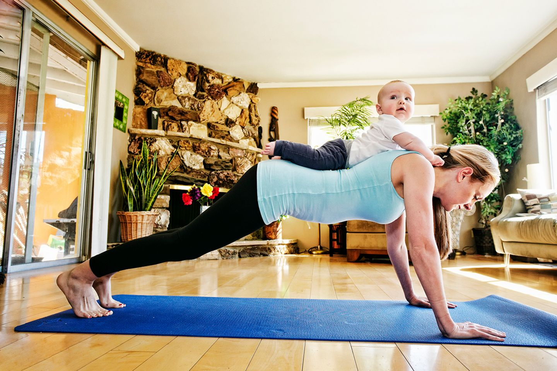 Mutter Workout