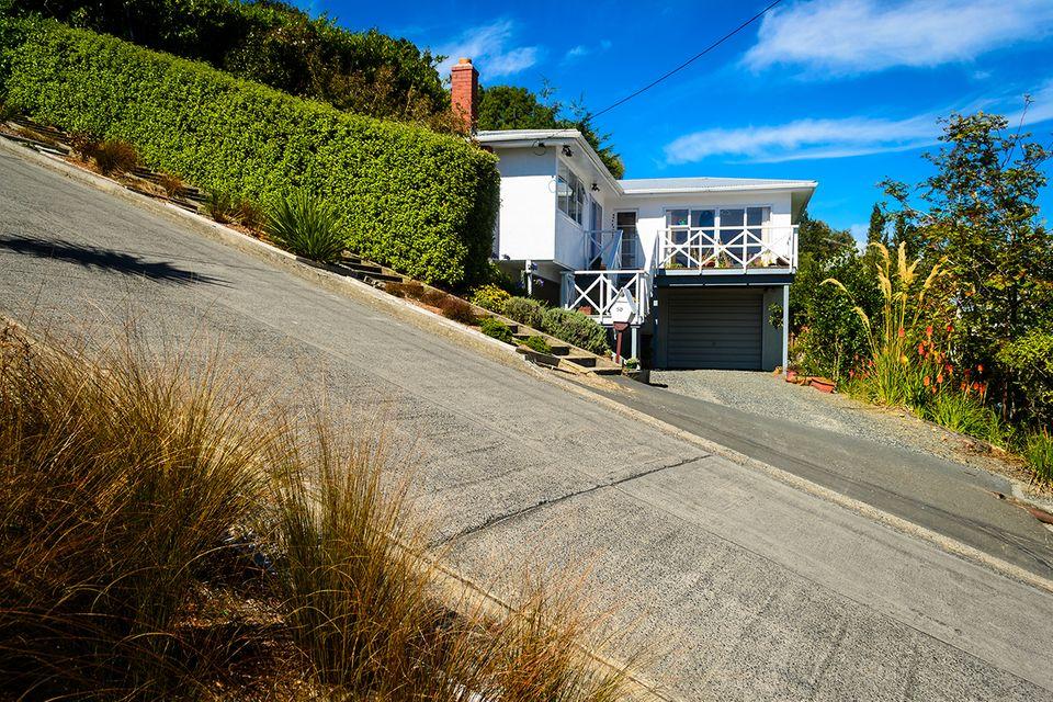 Baldwin Street, Neuseeland