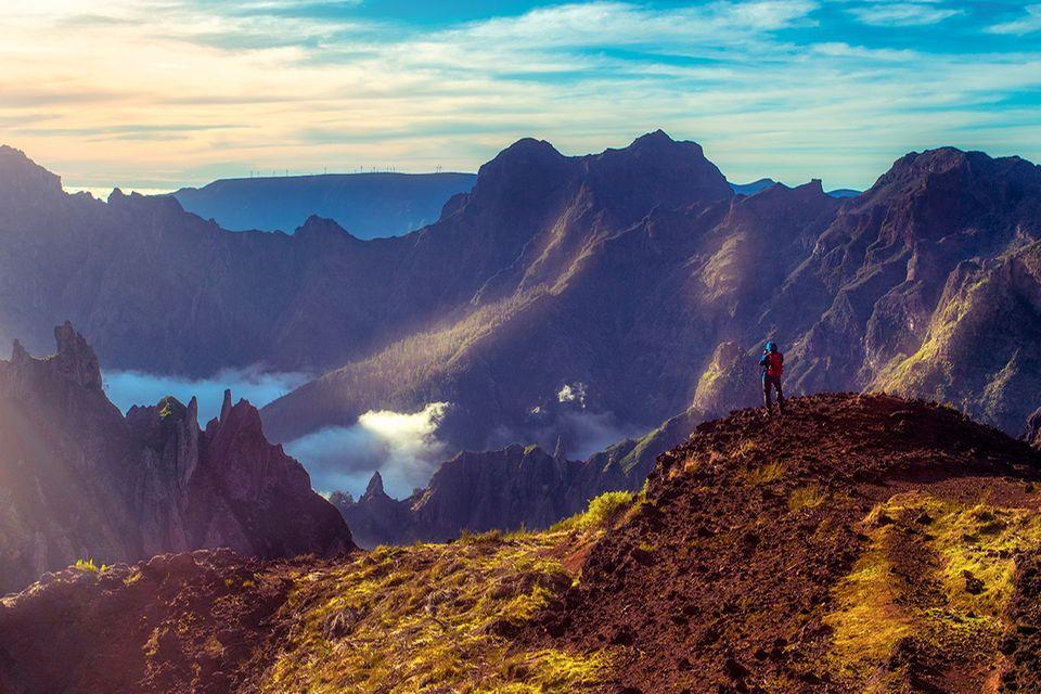 Wandern, Madeira