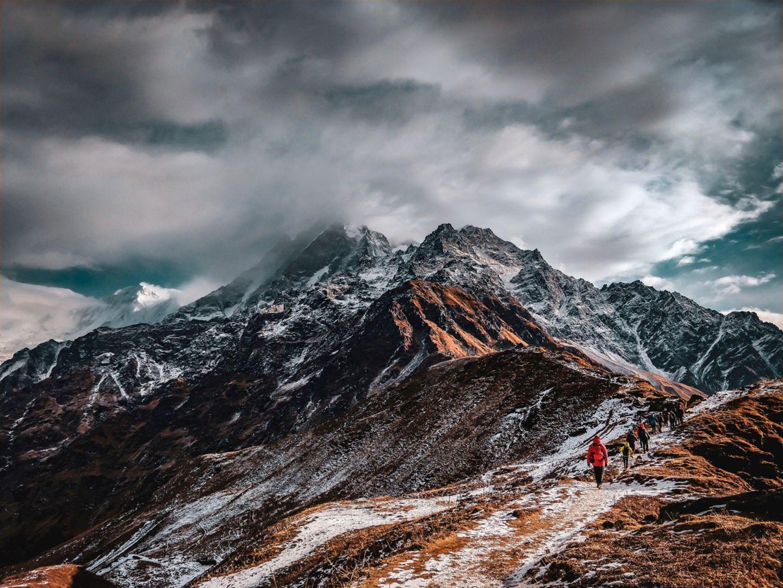 Street to the Mountain