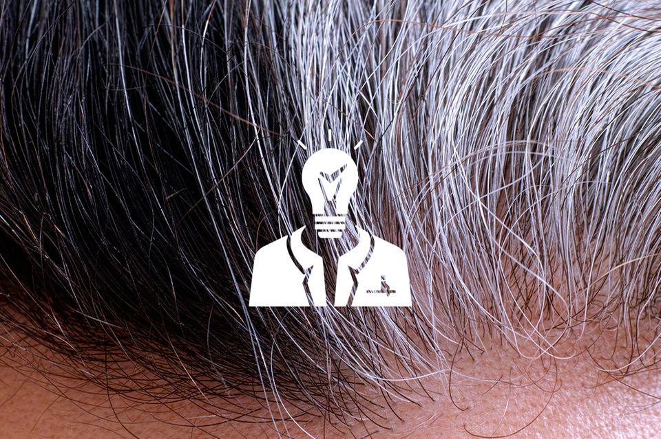 Podcast: Herr Faktencheck über Deadlines und graue Haare