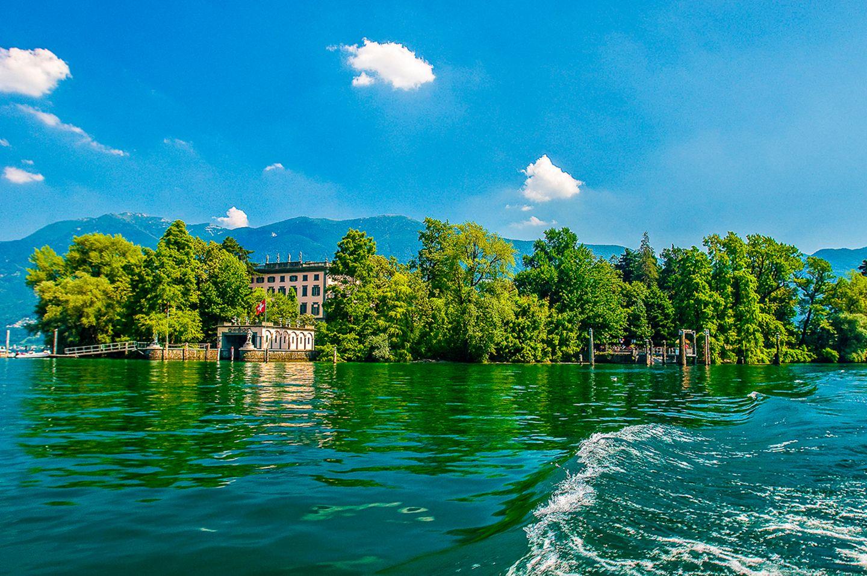 Isole di Brissago, Schweiz